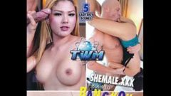 Shemale XXX Goes To Bangkok 3