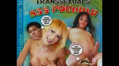 Bangkok Transsexuals Ass Pounded