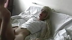 Young bride fucked by webcam