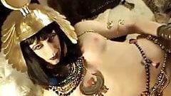 Tara Emory as Cleopatra