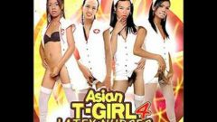Asian T-Girl Latex Nurses 4