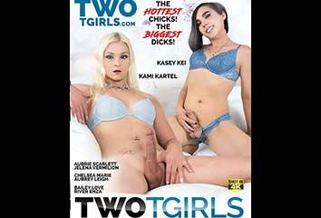Two TGirls 7
