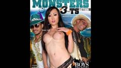Meet The Monsters 3 Way TS Action