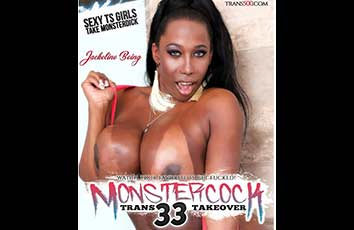 Monster Cock Trans Takeover 33