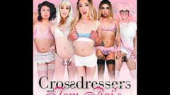 Crossdressers and Fem Boys Banged