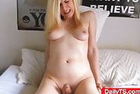 Natural breast trans