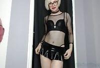 TS Mila Swift webcam show