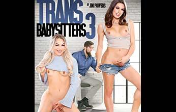Trans Babysitters 3