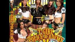 T-Girl Police Academy 2
