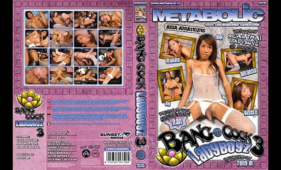 Bang-Cock Ladyboyz 3